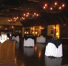 Great Hall - Wedding Reception