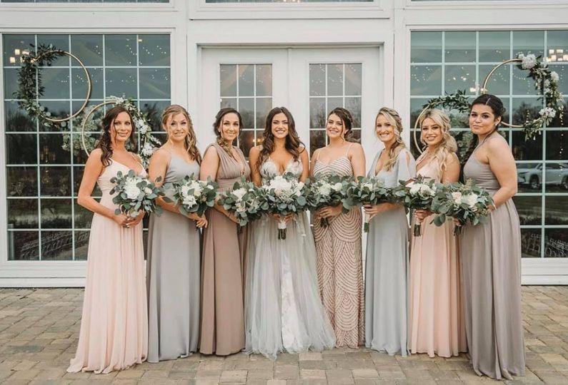 Alexa's Bridal Party