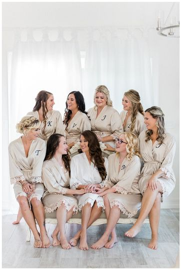 Shelbi's Bridal Party