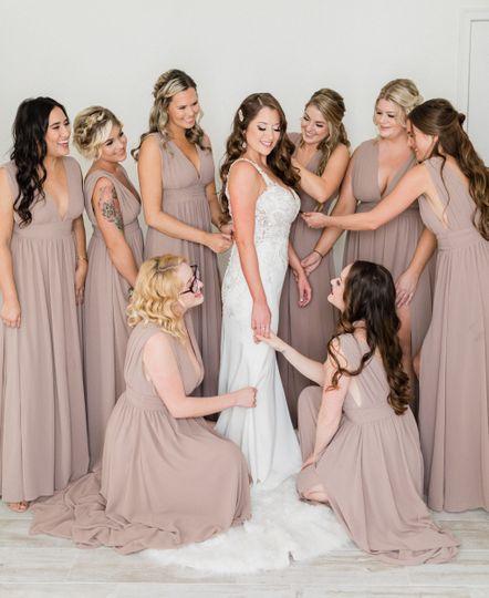 Gloss Bridal and Beauty Bar