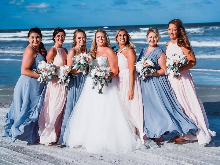 Tmx Bridal Party Paige 51 1003336 Daytona Beach, FL wedding beauty