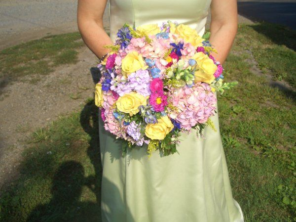 Tmx 1299933449239 WeddingBouquet08SteinYourFloristCo. Philadelphia wedding florist