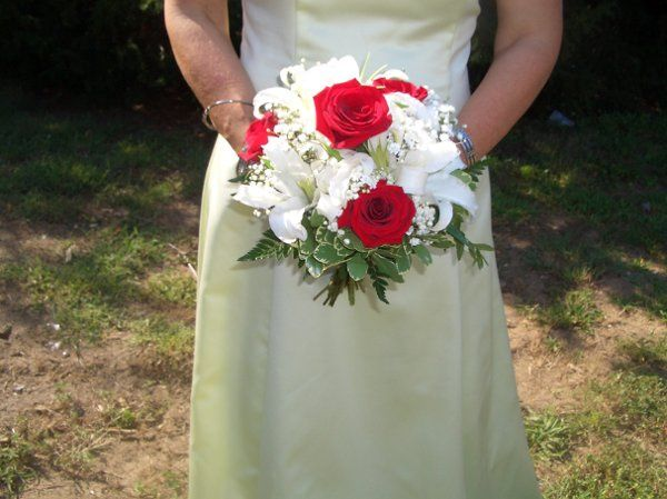 Tmx 1299933455505 WeddingBouquet09SteinYourFloristCo. Philadelphia wedding florist