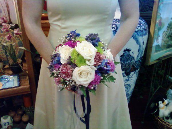 Tmx 1299933474442 WeddingBouquet26SteinYourFloristCo. Philadelphia wedding florist