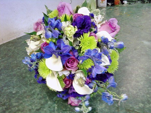 Tmx 1299933482239 WeddingBouquet32SteinYourFloristCo. Philadelphia wedding florist