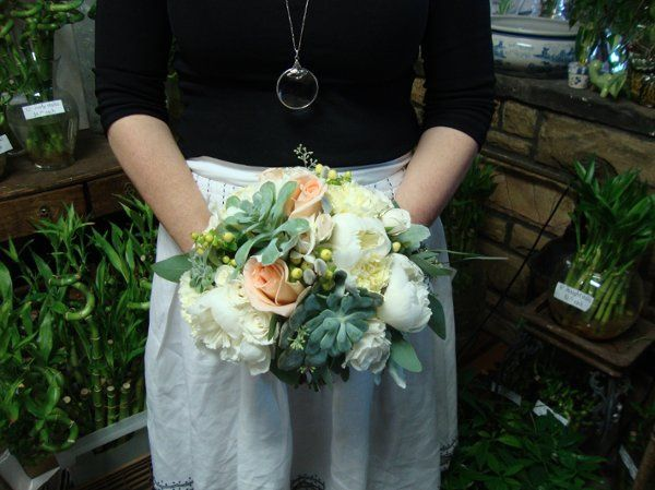 Tmx 1299933527521 WeddingBouquet42SteinYourFloristCo. Philadelphia wedding florist