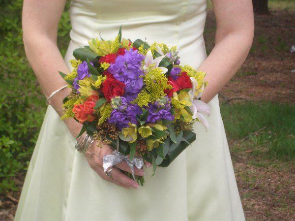 Tmx 1299933799286 WeddingBouquet86SteinYourFloristCo. Philadelphia wedding florist
