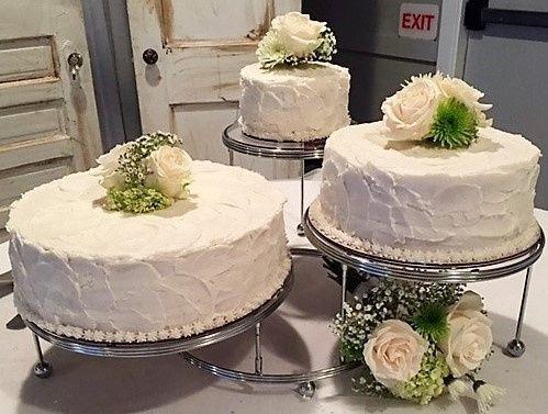 tri cake