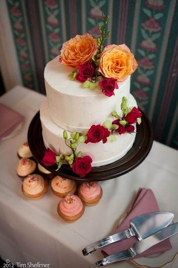 North conway nh wedding cakes
