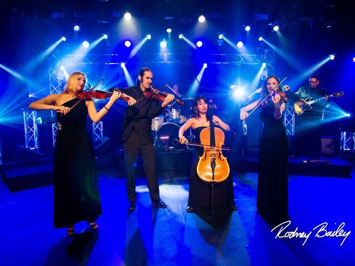Tmx 1420751352206 3 15 14 Andy Kushner Marquis Band Rodney Bailey Ph Rockville wedding band