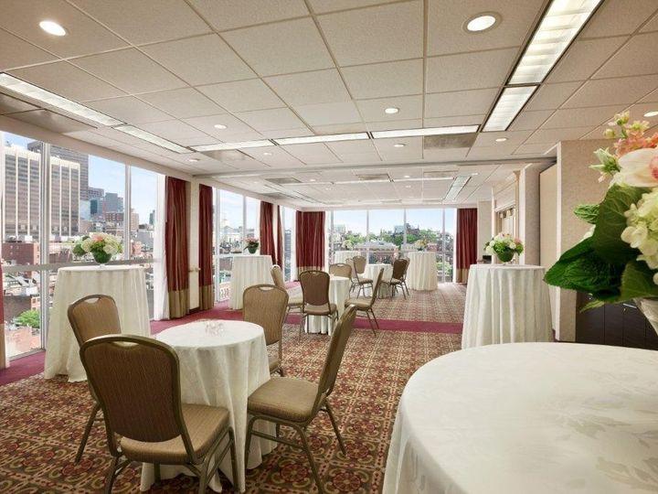 Tmx 1487861888171 Commonwealth Room Wedding Reception Set Boston, MA wedding venue