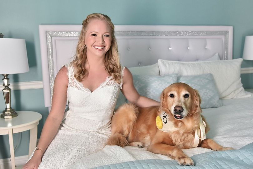Pet Friendly Rooms & Weddings