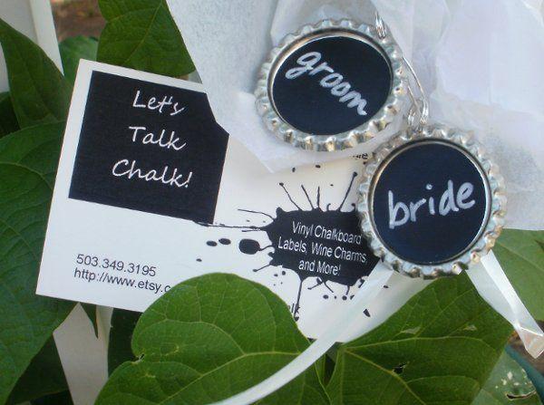 WeddingWineCharms