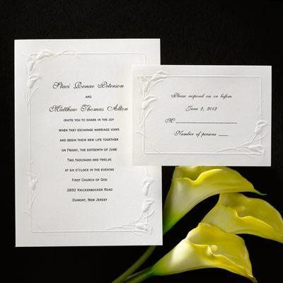 Tmx 1251814878269 1 Perry Hall, Maryland wedding invitation