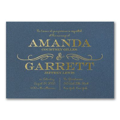 Tmx 1486064528113 3124bs40302zm Perry Hall, Maryland wedding invitation