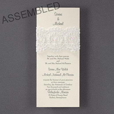 Tmx 1486064555412 3124bsn4398ambmn Perry Hall, Maryland wedding invitation
