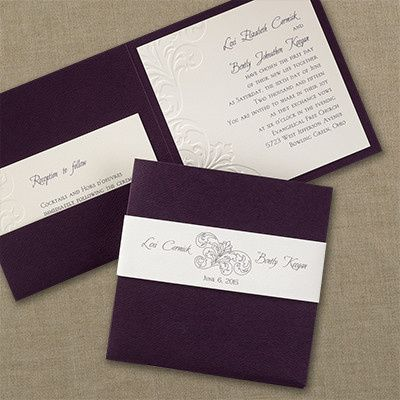 Tmx 1486064583325 3124bsn9973ambmn Perry Hall, Maryland wedding invitation