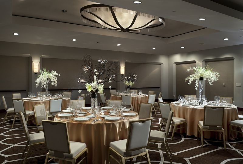 The Magnolia Ballroom, located on the 5th Floor with 33,388 square feet, accommodating up to 180...