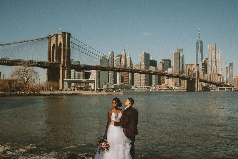 Jade+Shaina, NYC elopement
