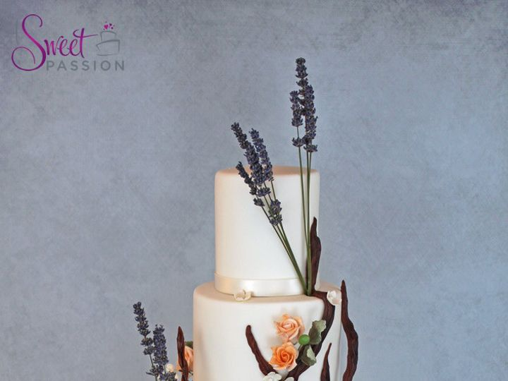 Tmx 1462745824896 Treeweddingcake Warren wedding cake