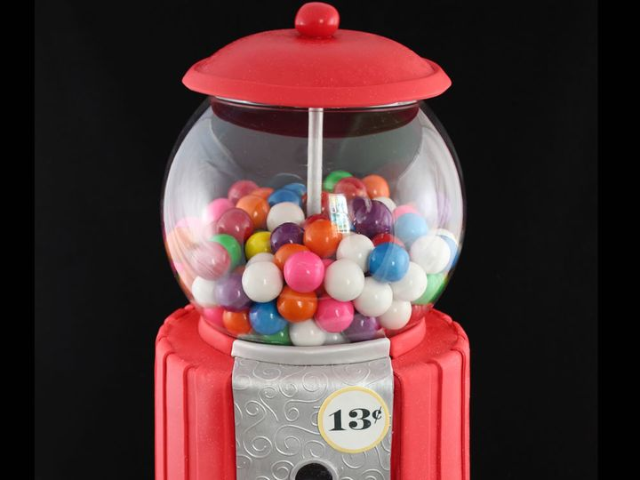 Tmx 1462746530803 Gumballmachinecake Warren wedding cake