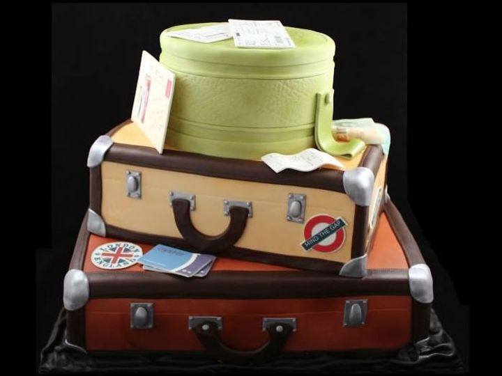 Tmx 1462746542651 Luggagecakemain Warren wedding cake