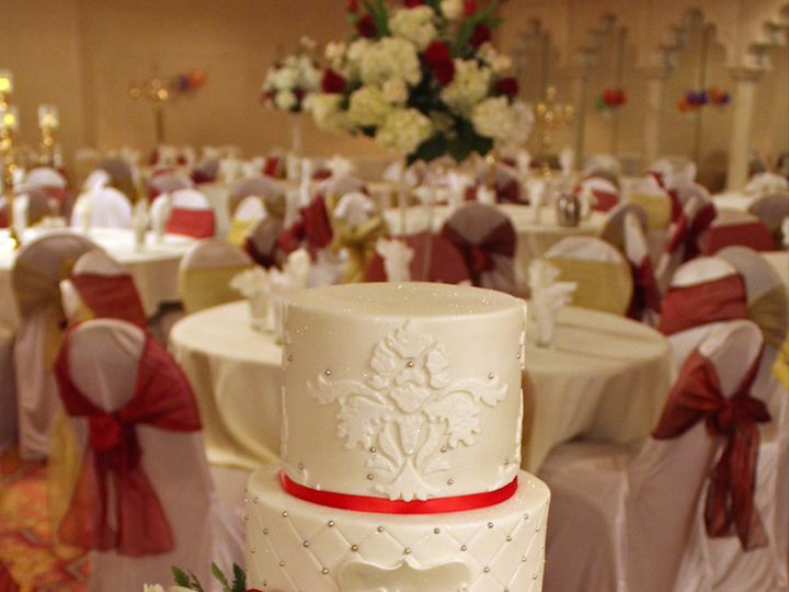 Tmx 1462746976806 Reddamask Warren wedding cake