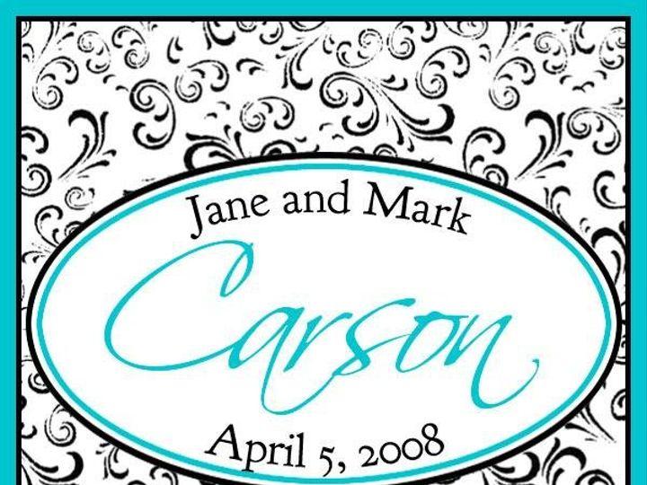 Tmx 1232483337781 Decsq4 Durham wedding invitation