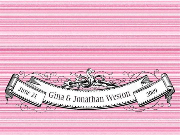 Tmx 1232483338062 VintageBanner Durham wedding invitation