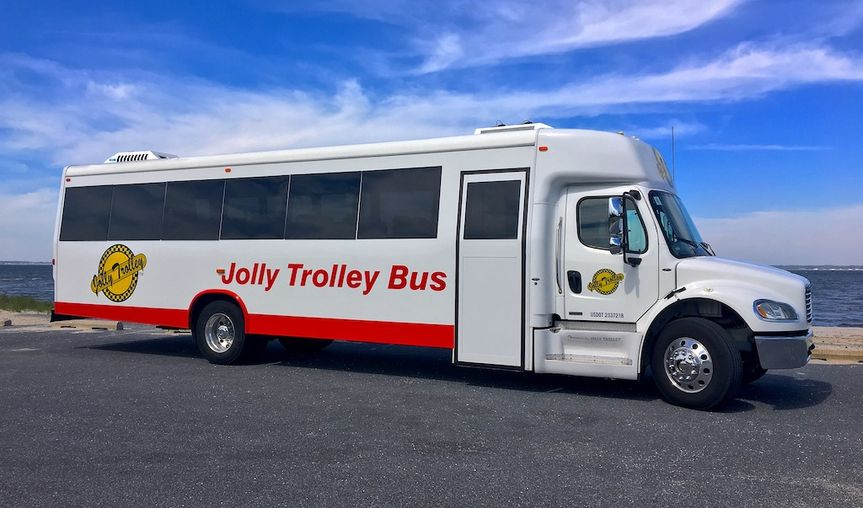 Jolly Bus - Seats up to 38