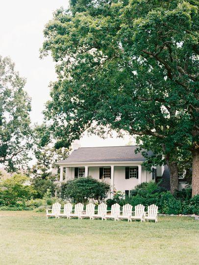 The Fearrington House