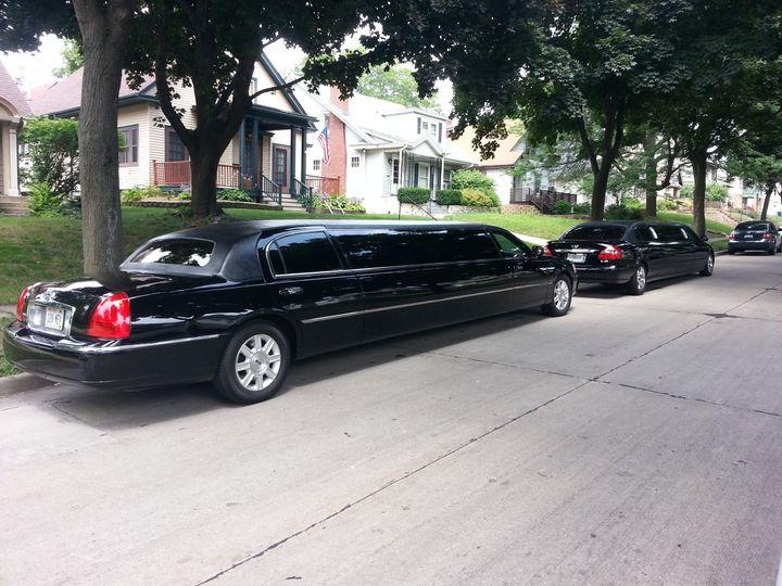 Tmx 1456519975401 Blackcombolimo Milwaukee wedding transportation