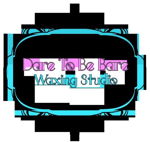 daretobebare waxing studio logo