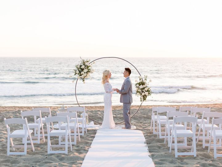 Tmx Ceremony Area With Bride And Groom 1 51 1014436 162238705027724 Agoura Hills, CA wedding venue