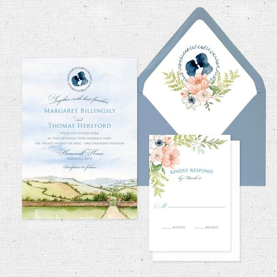 English Country Romance Suite