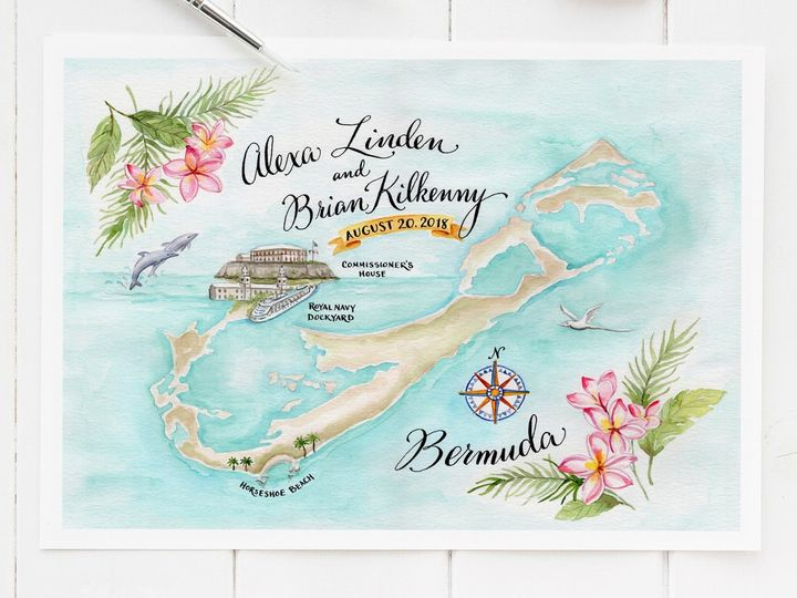 Tmx Bermudamap Crop Orig 51 584436 1571055835 Albany, NY wedding invitation