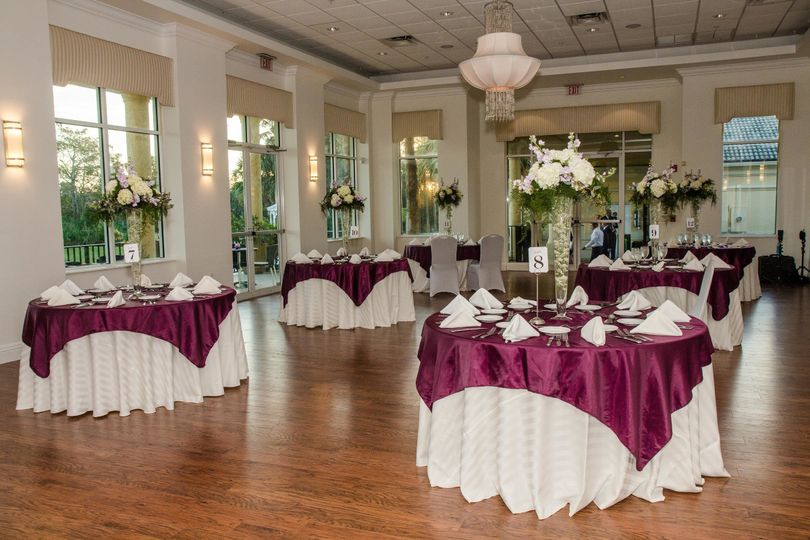 Madison Green ballroom