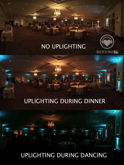 Uplighting @ Deerfield