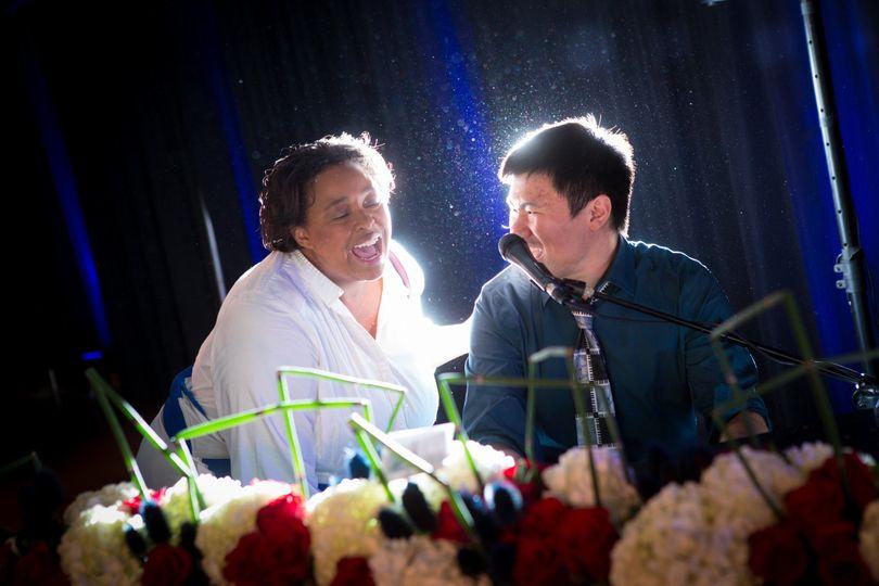 Duet singing