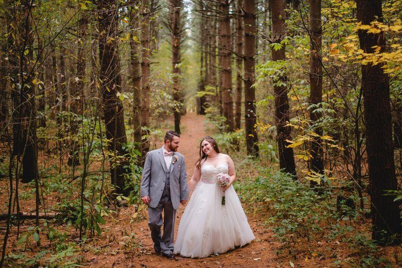 Grand Rapids Nature Center Wedding