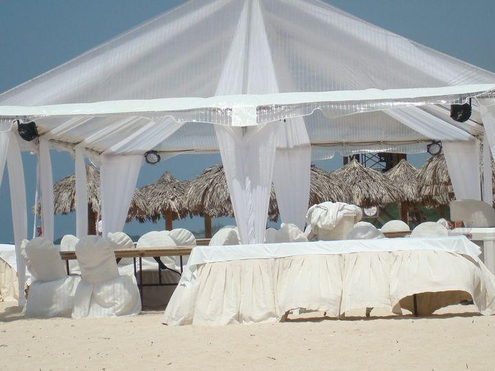 Tmx 1434669343804 Beach Set Up Pleasant Hill wedding travel