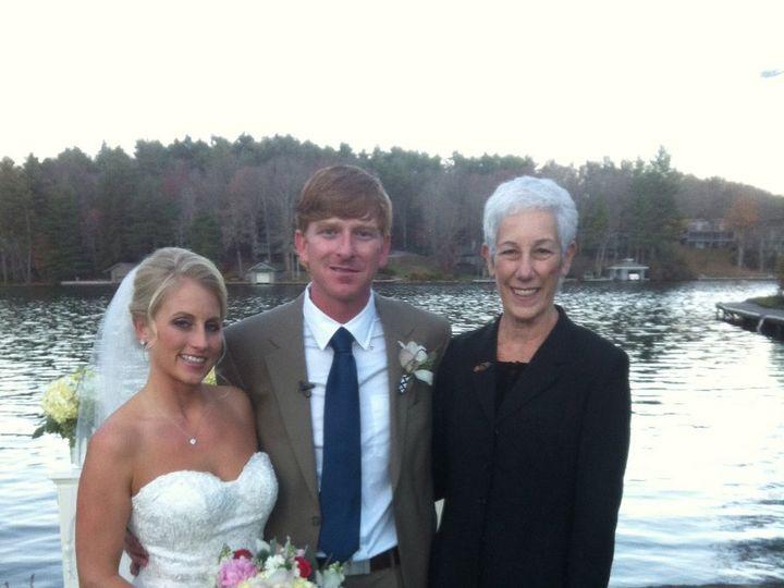 Tmx 1357851974921 AnnaScottLakeToxCC111012 Asheville, North Carolina wedding officiant