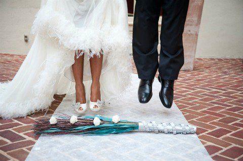 Tmx 1357853814656 VintageFleaMarketWeddingOldTownAlexandriaCeremonyJumpingtheBroom Asheville, North Carolina wedding officiant