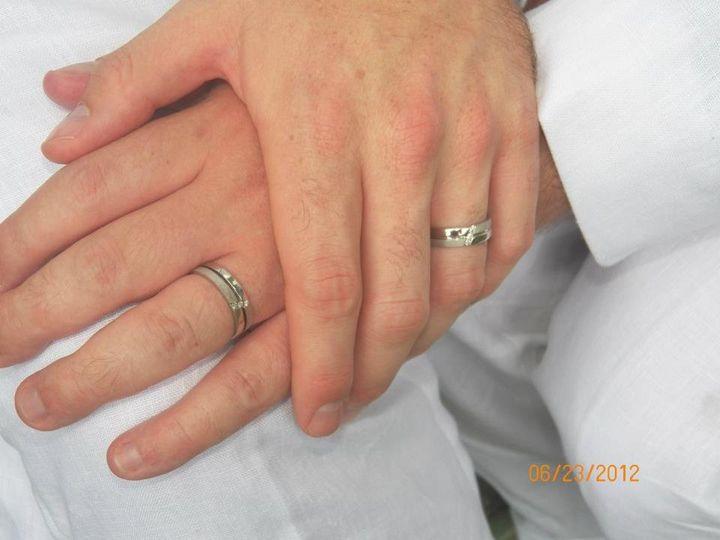 Tmx 1357853918387 AdamZachshands Asheville, North Carolina wedding officiant