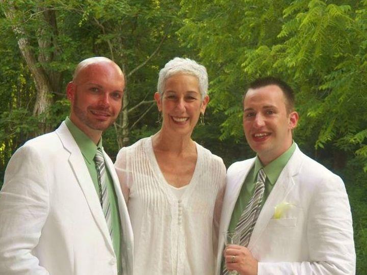 Tmx 1357854080970 ZachAdam62312 Asheville, North Carolina wedding officiant