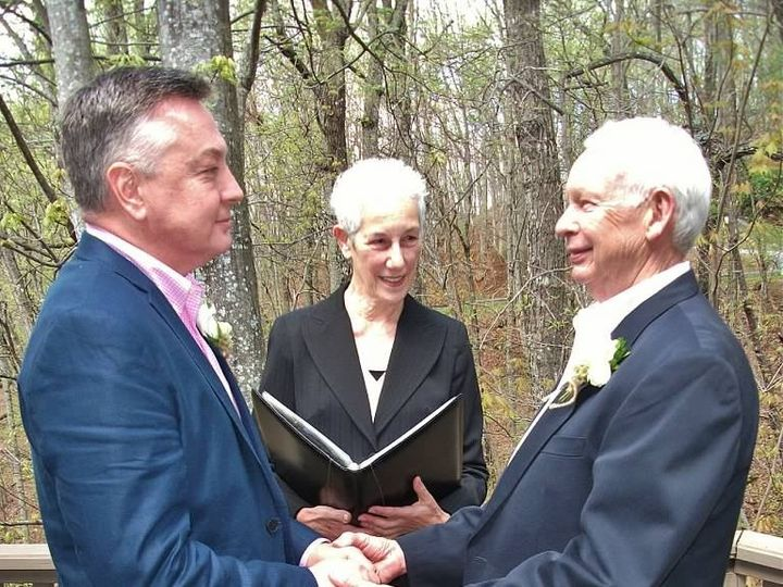 Tmx 1471976485453 Patrickcharlie 42016 Asheville, North Carolina wedding officiant