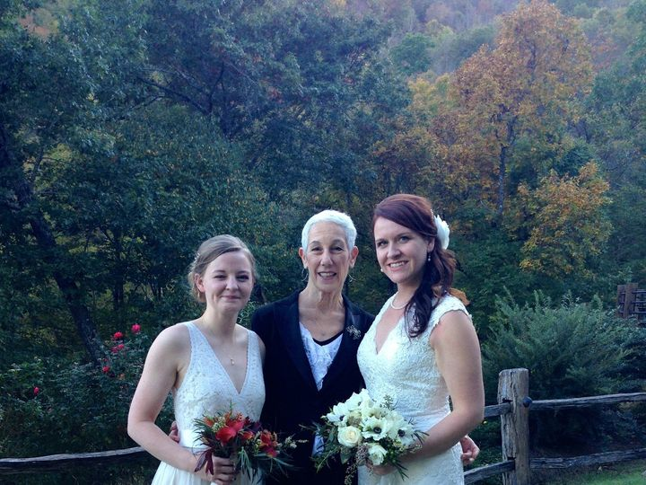 Tmx 1471976557049 Rachelhope 101515 Clh Asheville, North Carolina wedding officiant