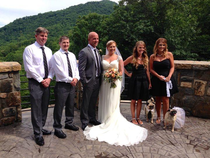 Tmx 1471980178503 Haley  Jake 7215 Asheville, North Carolina wedding officiant