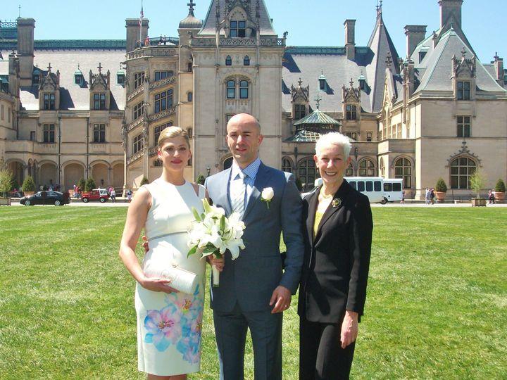 Tmx 1471980618066 Irenaognen 41816 Asheville, North Carolina wedding officiant