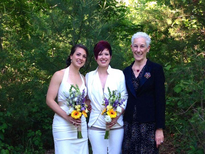 Tmx 1471981256992 Aubrieconnie 52315 Asheville, North Carolina wedding officiant